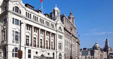 王府半岛酒店以其典雅大气的传统中国建筑风格,成为北京代表建筑.